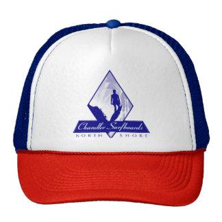 Gorra del camionero de las tablas hawaianas del