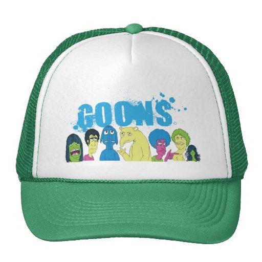 Gorra del camionero de los amigos del matón