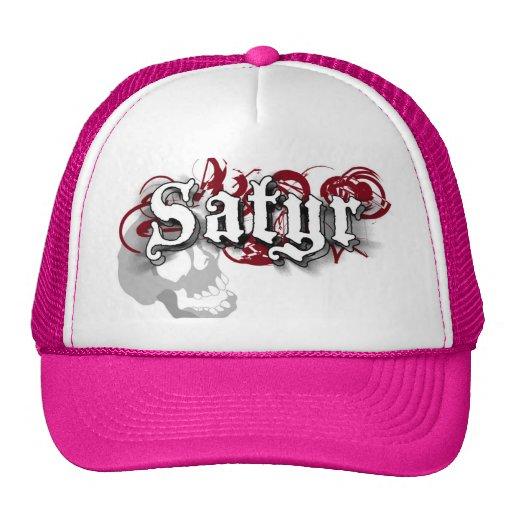 Gorra del camionero de los chicas