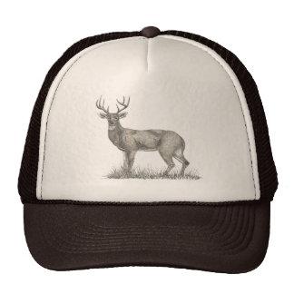 Gorra del camionero de los ciervos II