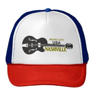 Gorra del camionero de los E.E.U.U. de la ciudad