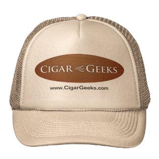 Gorra del camionero de los frikis del cigarro