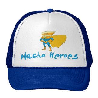 Gorra del camionero de los héroes del Nacho