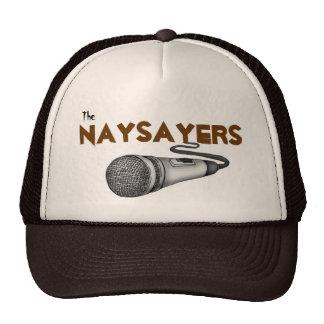 Gorra del camionero de los opositores permanentes