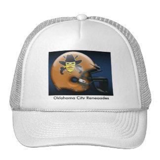 Gorra del camionero de los renegados del Oklahoma