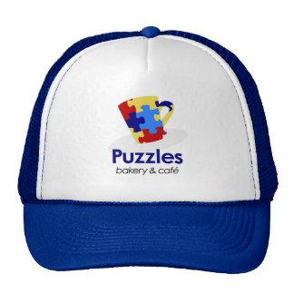 Gorra del camionero de los rompecabezas
