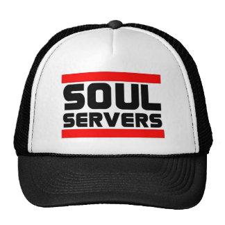 Gorra del camionero de los servidores del alma