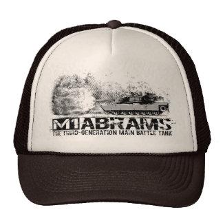 Gorra del camionero de M1 Abrams