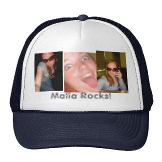 Gorra del camionero de Malia Rowell