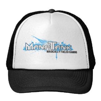 Gorra del camionero de ManaTank - negro