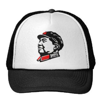 Gorra del camionero de Mao del presidente