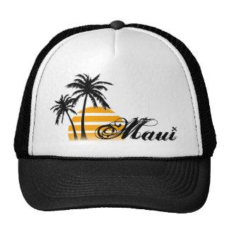 Gorra del camionero de Maui
