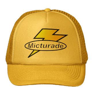 Gorra del camionero de Micturade