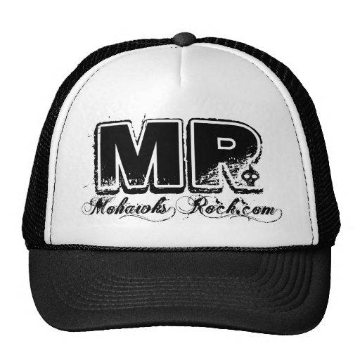 gorra del camionero de MohawksRock.com