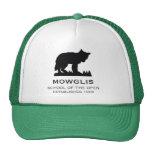 Gorra del camionero de Mowglis del campo