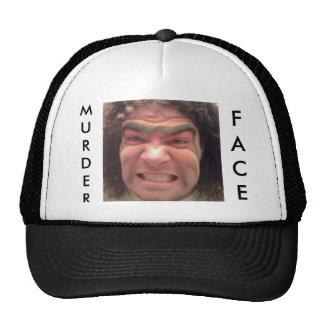 Gorra del camionero de MURDERFACE