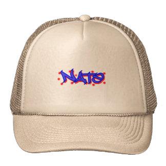 Gorra del camionero de Nate