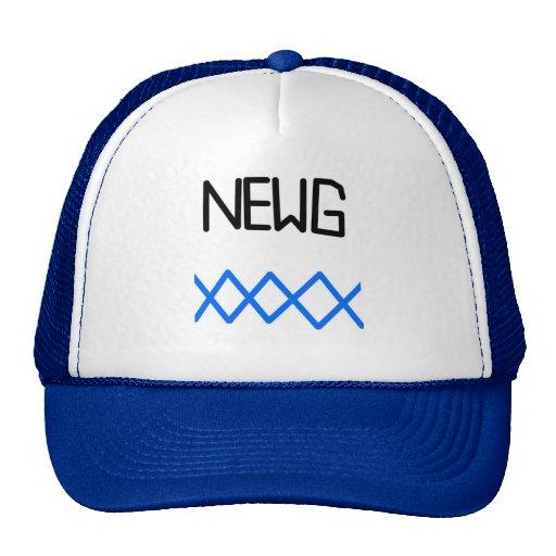 Gorra del camionero de NewG