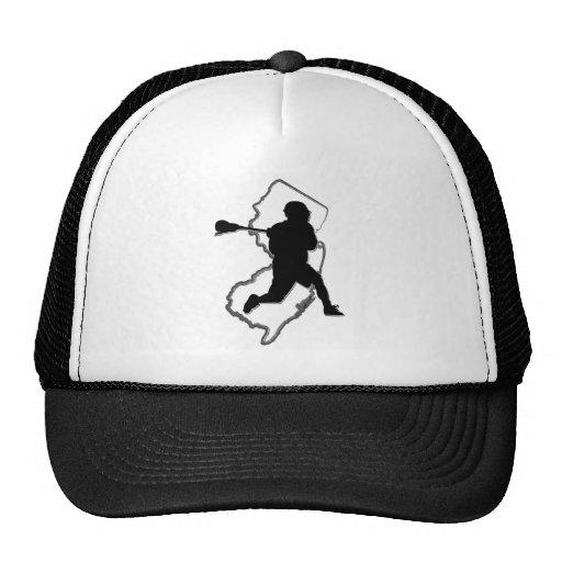 Gorra del camionero de NJ LaCrosse