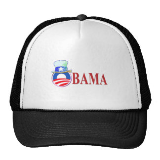 Gorra del camionero de Obama