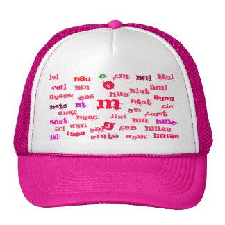 Gorra del camionero de OMG