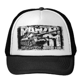 Gorra del camionero de Panzer 61