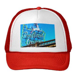Gorra del camionero de PORTLAND, OREGON