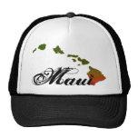Gorra del camionero de Rasta Maui