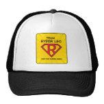 Gorra del camionero de Ryder leo del equipo