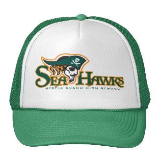 Gorra del camionero de Seahawk
