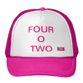 Gorra del camionero de señora DrumHead 402