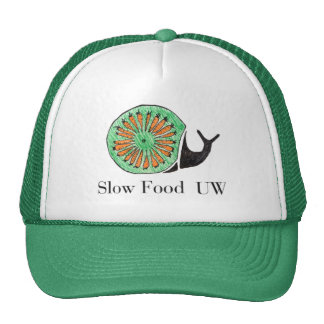 Gorra del camionero de SFUW