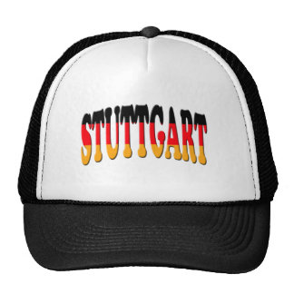 Gorra del camionero de Stuttgart