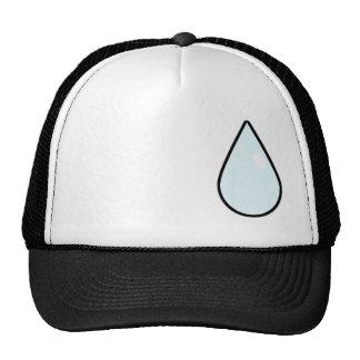 Gorra del camionero de Sweatdrop del animado