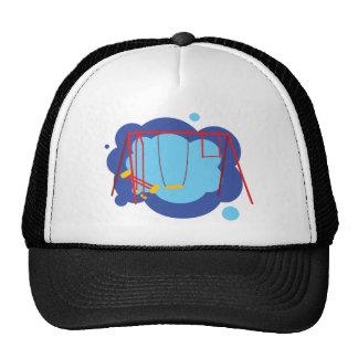 Gorra del camionero de Swingset