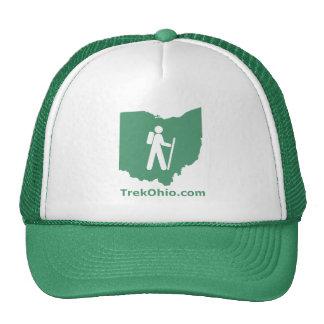 Gorra del camionero de TrekOhio, verde