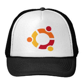 Gorra del camionero de Ubuntu