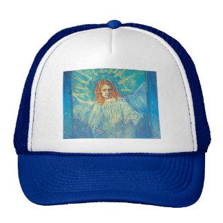 """Gorra del camionero de un ángel de Van Gogh """"media"""