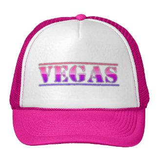 Gorra del camionero de Vegas