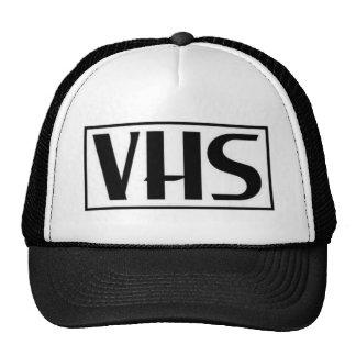 Gorra del camionero de VHS