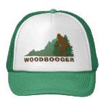 Gorra del camionero de Virginia Woodbooger