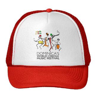 Gorra del camionero de WCMF