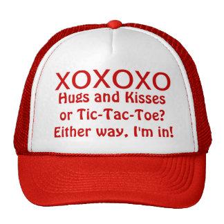 Gorra del camionero de XOXOXO