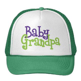 """""""Gorra del camionero del abuelo del bebé"""" Gorros"""