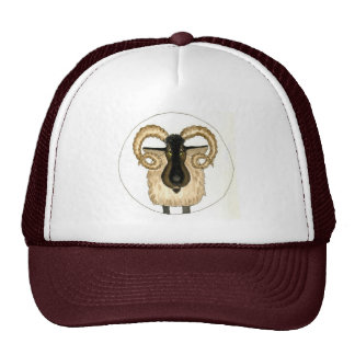 "Gorra del camionero del ""aries"""