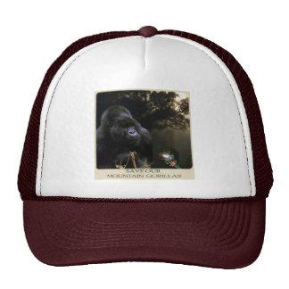 Gorra del camionero del arte de la fauna del