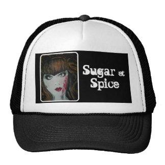 """Gorra del camionero del """"azúcar y de la especia"""""""