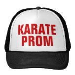 Gorra del camionero del baile de fin de curso del
