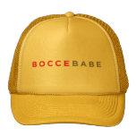 """""""Gorra del camionero del bebé de Bocce"""""""