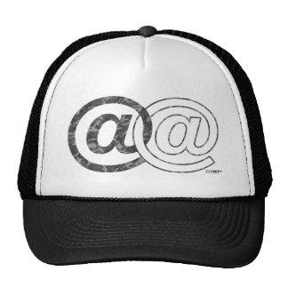 Gorra del camionero del @@ (CAMO GRISES)